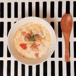 【北欧ダイエット:9日目】サラダ&サーモンスープ