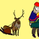 【北欧こじらせコラム】サーミ人とトナカイ