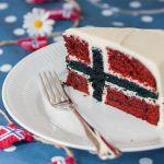 すっごくカラフル♡北欧ケーキが可愛い!
