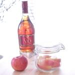 【1日漬けるだけ】りんごのブランデースプリッツァーを作る会