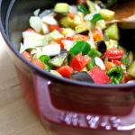 【カフェで教わった】元気になる夏野菜のラタトゥイユ
