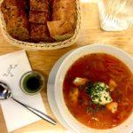 マイフィンランドルーティン 5/100 海沿いの市場にあるスープ屋さんに行く
