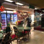 マイフィンランドルーティン 2/100 地下道の最果てにある薄暗いカフェに行く