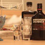 マイフィンランドルーティン 17/100 サルミアッキウォッカを飲む